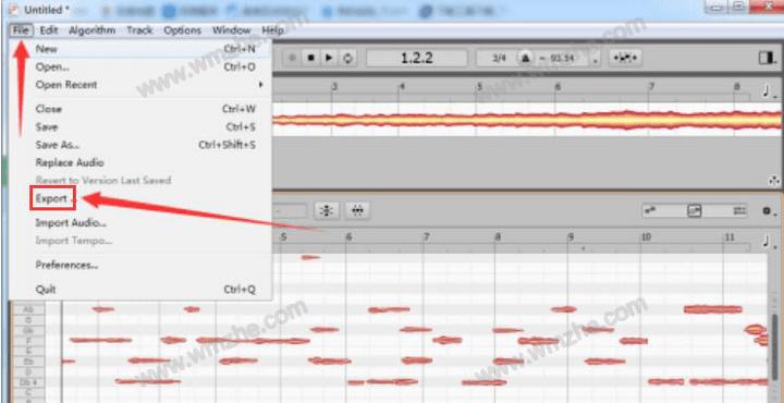 Melodyne音频导出教程 Melodyne怎么保存导出音频