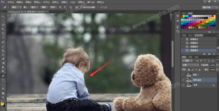 PS怎么修改人物衣服颜色 PS改变衣服颜色图文教程
