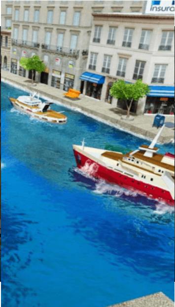 水上城市游轮中文版