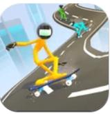 溜冰火柴人3dv0.3安卓Android版