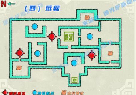 原神元素试炼怎么玩 元素试炼秘境通关地图路线