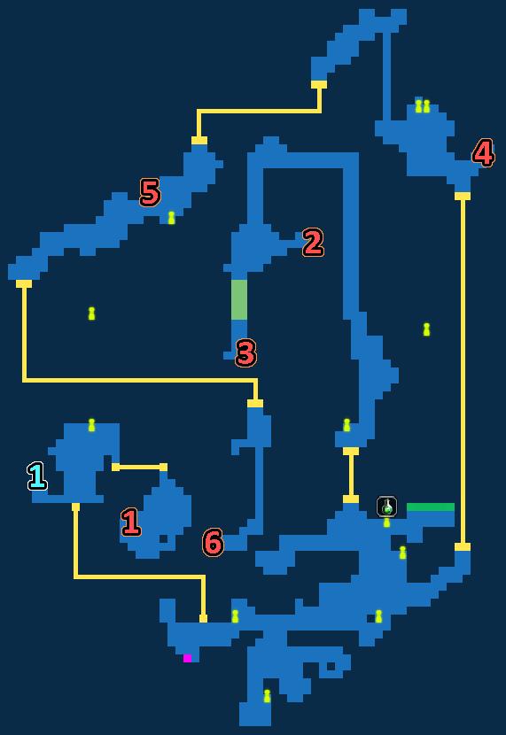 最终幻想勇气启示录奥德尔港宝箱位置整理