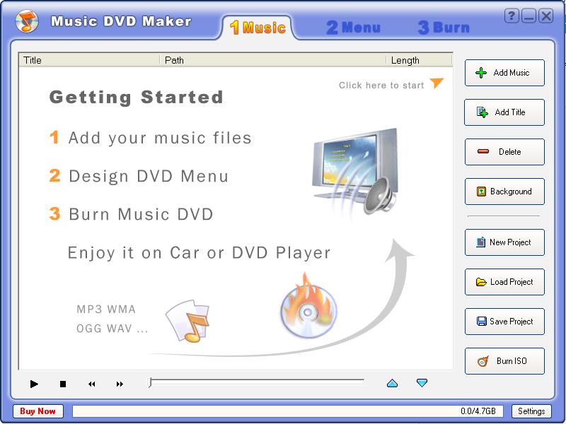 MusicDVDMake v2.2 正式版