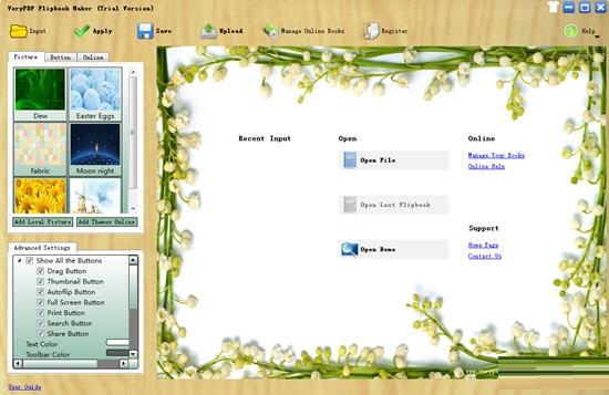 <b>VeryPDFFlipbookMaker v2.0 正式版</b>