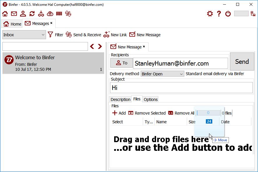 Binfer v4.0.7.0 正式版