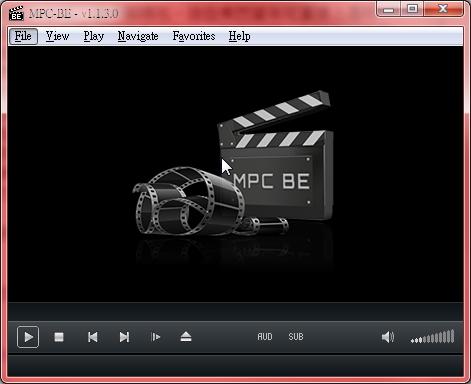 <b>MPC-BE播放器 v1.5.5.4988 正式版</b>