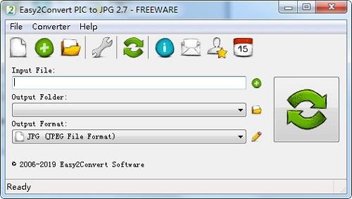 <b>Easy2Convert PIC to JPG v2.7 正式版</b>