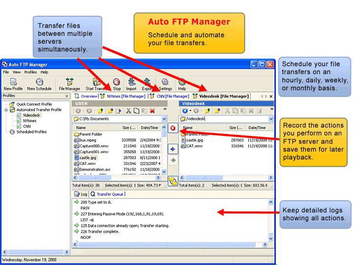 <b>AutoFTPManager v7.0.8.0 正式版</b>