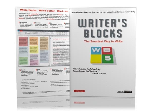 WritersBlocks v5.0.0.85 正式版