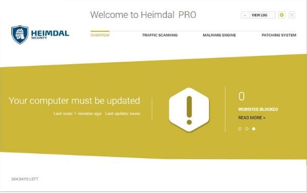 HeimdalPRO v1.0 正式版