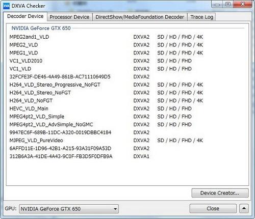 <b>DXVAChecker v3.14.0 正式版</b>