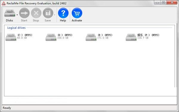 <b>ReclaiMeFileRecovery v2.0 正式版</b>