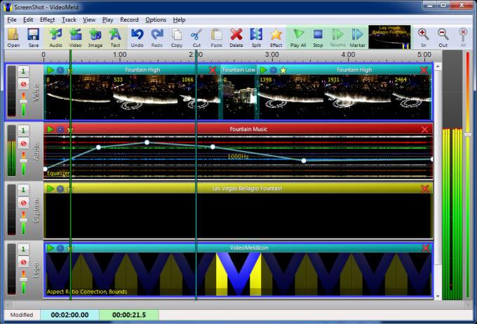 <b>VideoMeld v1.60 正式版</b>