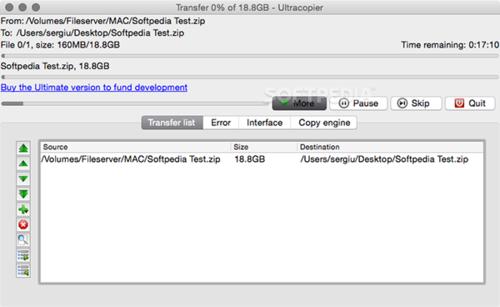 <b>Ultracopier v2.0.4.5 正式版</b>