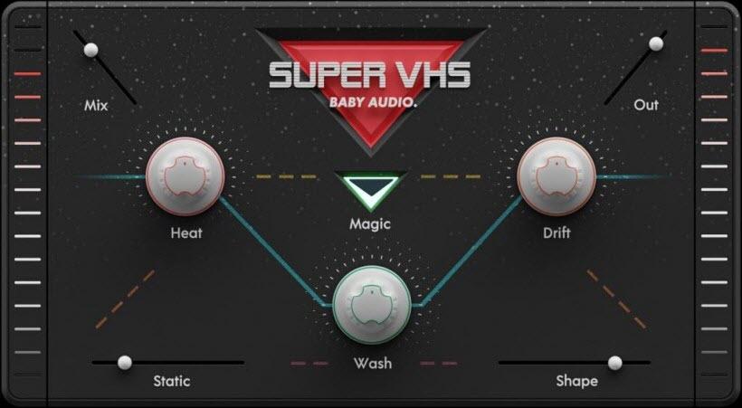 <b>BabyAudioSuperVHS v1.0.0 正式版</b>