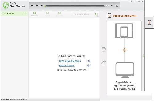 KiwiGPhonTunes v2.5 正式版