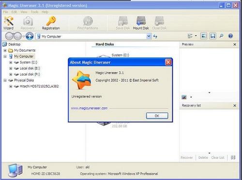 <b>MagicDataRecoverypack v2.8 正式版</b>