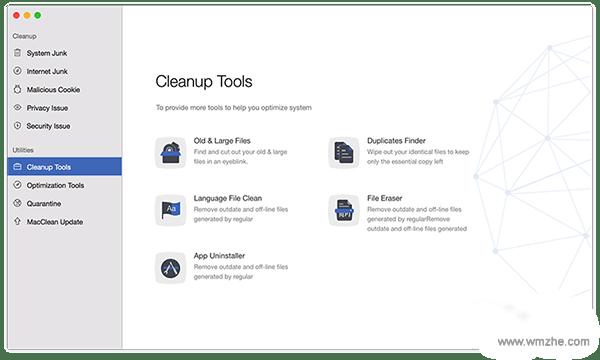 MacCleanV3.5.0官方版