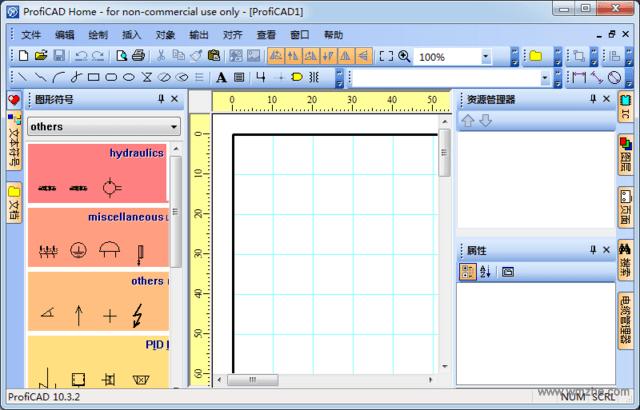 <b>ProfiCAD电气制图V10.3.2官方版</b>