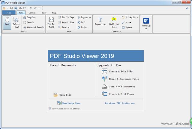 PDFStudioViewerV2019.1.2官方版