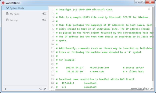 Switchhosts!V3.5.0.5486官方版