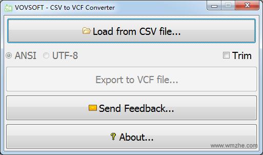 CSVtoVCFConverterV1.0官方版