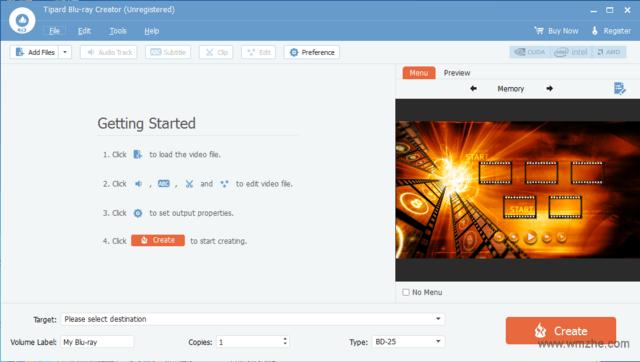 TipardBlu-rayCreatorV1.0.8官方版