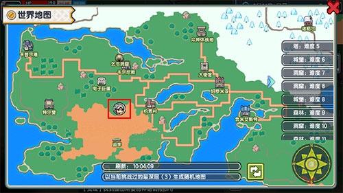 伊洛纳刀锋机兵地图位置分布 伊洛纳刀锋机兵哪里刷