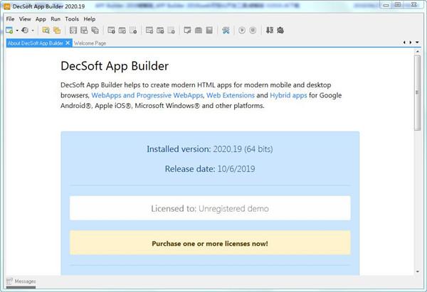 APP Builder 2020.19破解与安装教程