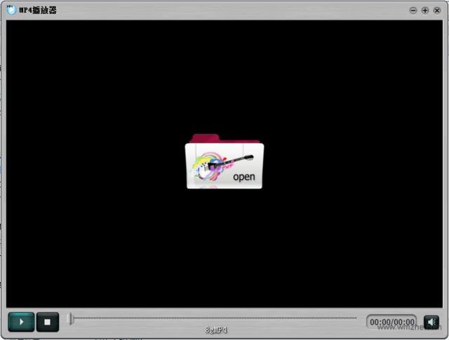 MP4播放器V2.1绿色版