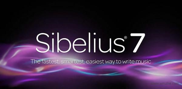 西贝柳斯打谱软件V7.1.2中文版