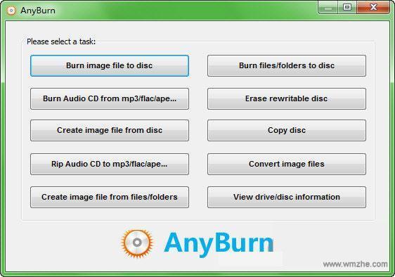 <b>AnyBurnV4.6.0.0官方版</b>