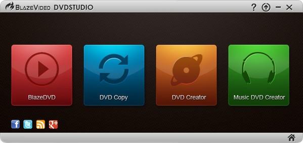 <b>BlazeVideoDVDStudioV1.3官方版</b>