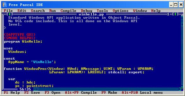 <b>freepascalV2.6.4官方版</b>