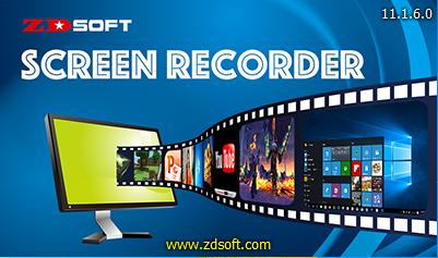 ZDSoftScreenRecorderV11.1.6.0绿色特别版