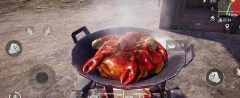 和平精英海鲜大餐食用效果一览 和平精英海鲜大