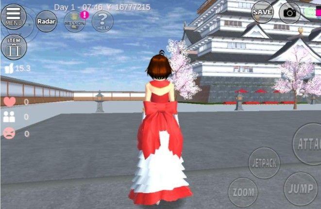 樱花校园模拟器皇冠王子公主怎么找  樱花校园模