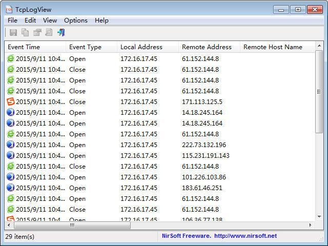 <b>TcpLogView64位V1.3.2.0官方版</b>