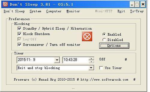 DontSleepV7.1.7.0绿色多语版