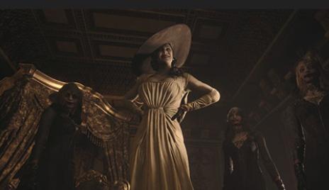 生化危机8吸血鬼夫人是暴君吗 吸血鬼女士的真实身份
