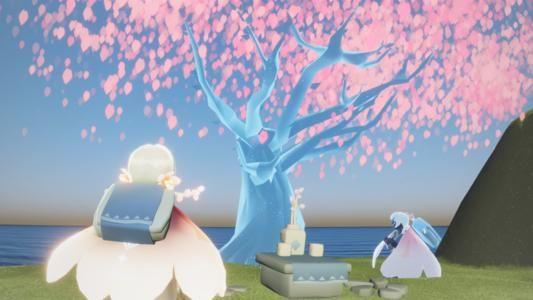 光遇樱花树烛火掉落时间是多久?樱花树烛火掉落时间详情一览[多图]图片2
