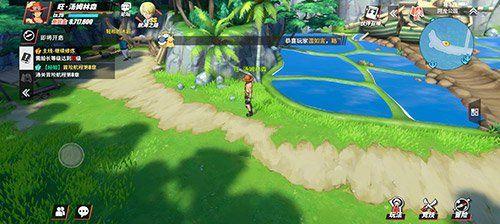 航海王热血航线水田边的椰子树下在哪?水田边的椰子树下宝藏位置分享[多图]图片2