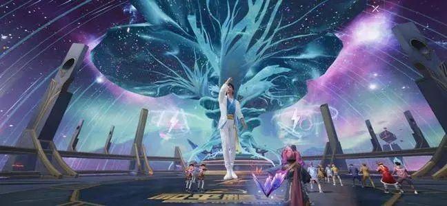 和平精英华晨宇虚拟演唱会模式怎么跳过 华晨宇
