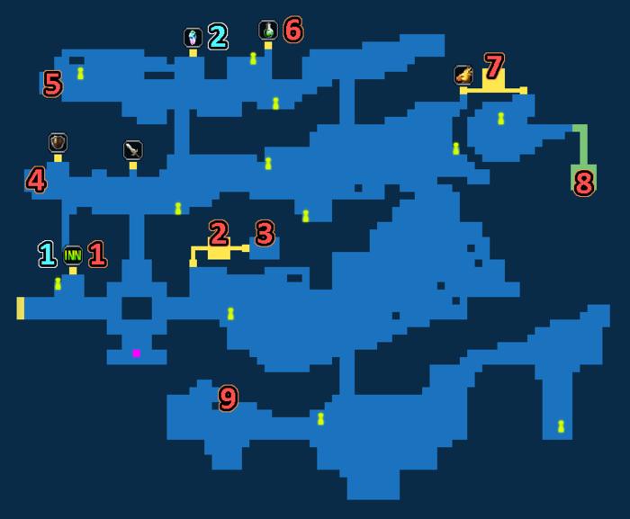 最终幻想勇气启示录米特拉镇宝箱位置整理