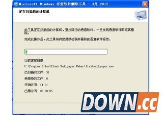 Windows恶意软件删除工具(64位) V5.15 绿色版