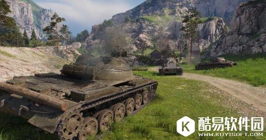 《坦克世界》1.0版本2018年3月正式上线 更新内容