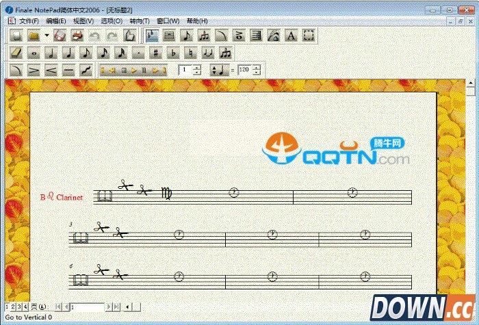 Finale NotePad乐谱/五线谱制作软件中文版
