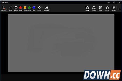 Microsoft Snip(微软免费录屏工具)v1.0 官方版