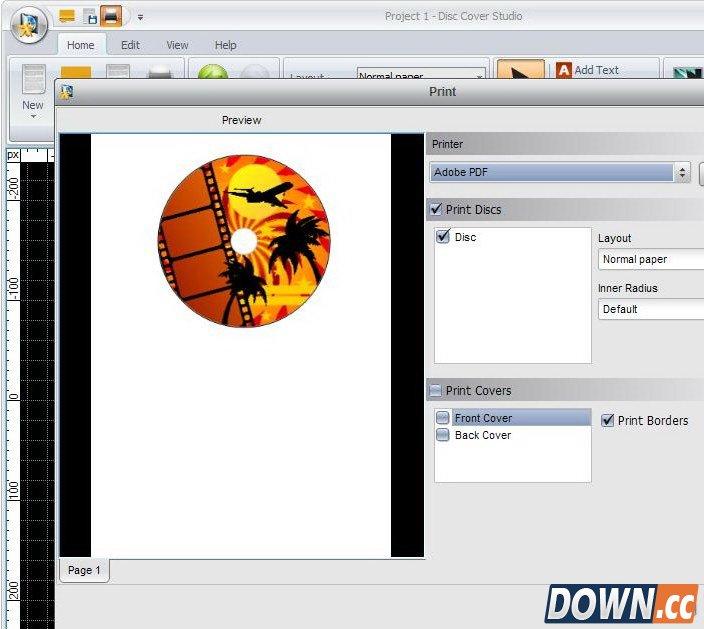 Soft4Boost Disc Cover Studio 3.5.1.261官方版