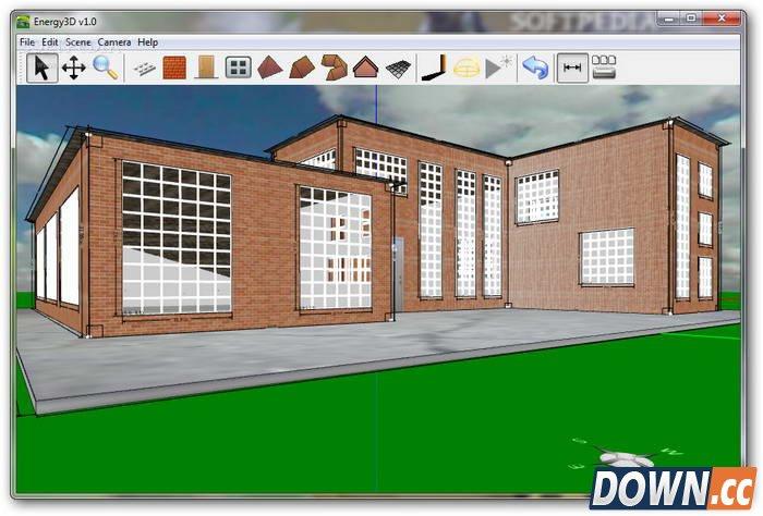 Energy3D(3D制作软件) 5.0官方版